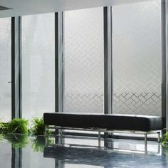 Non-adhesive Frosted Window Film Static Cling Privacy Window Cover Sticker for Bathroom Office Shop