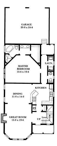 Architecture Design Of Small House 26 x 40 cape house plans | second units- rental, guest house