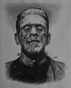 🖤 Introducing: 𝔅𝔬𝔯𝔦𝔰 𝔎𝔞𝔯𝔩𝔬𝔣𝔣 𝔣𝔬𝔯 𝔱𝔥𝔢 #horrorfacesseries by #rainbowriverart & 𝔞𝔫𝔡 𝔞𝔩𝔰𝔬 𝔣𝔬𝔯 𝔱𝔥𝔢 #rainbowriverarthalloweencollection • 2 𝔣𝔬𝔯 1 𝔖𝔢𝔯𝔦𝔢𝔰! • 👻 🧟♂️ 🖤 #Frankenstein #drfrankenstein #frankensteinsmonster #rainbowriverart #art #artist #graphitepencil #boriskarloff #horror #suspense #blackandwhitefilms #classicfilms #love #williamhenrypratt [1 of 2]