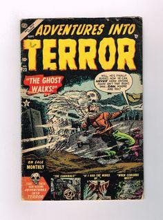 ADVENTURES INTO TERROR #23 Pre-code Gold Age (1953) horror from Atlas/Marvel!   http://www.ebay.com/itm/-/302141656222?roken=cUgayN&soutkn=VUe7OB
