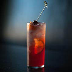 Customshop's Aperol & Cranberry Spritz - Aperol & Cranberry Spritz