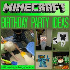 minecraft party - Google Search