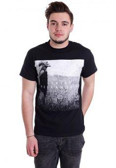 Asking Alexandria - The Black Girl - T-Shirt - Offizieller Metalcore Merchandise Online Shop - Impericon CH