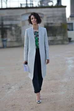 super sleek. man she is that cool it's insane. #YasminSewell in Paris.