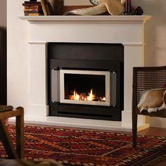 Sapphire Masonry Gas Log Fireplace - Rinnai Australia