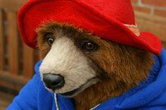 Naturbär: Paddy (verkleidet sich auch manchmal als Paddington)
