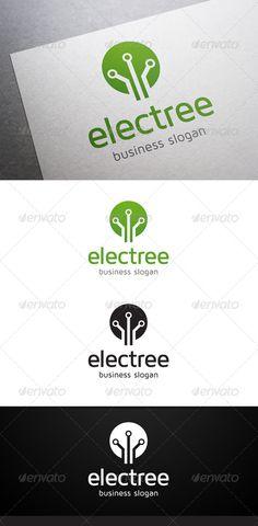 Electree Logo - Abstract Logo Templates