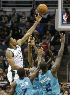 4d495c3fa Giannis Antetokounmpo helped the Bucks rise above the Nba Stars