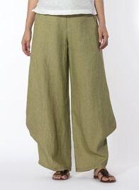 Linen Pants | Plus Size Clothing
