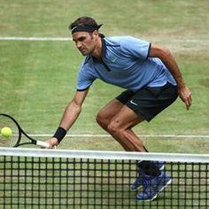 ATP Tennis Tour 2017 - Roger Federer vs Mischa Zverev