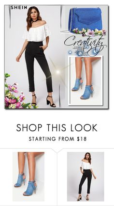 """""""SheIn 1 / XVIII"""" by ozil1982 ❤ liked on Polyvore"""