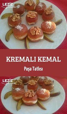 Kremalı Kemal Paşa Tatlısı