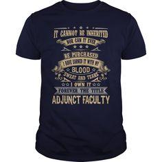 ADJUNCT FACULTYADJUNCT FACULTYjob title