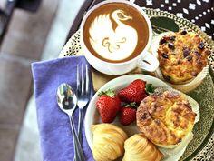 best coffee in los angeles, Urth Caffe Best Coffee Shop, Coffee Shops, Coffee Art, La Coffee, Coffee Theme, Coffee Break, Morning Coffee, Cuppa Joe, Cream Tea