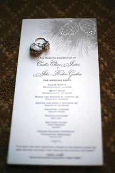 100 ideas for winter weddings. Not all the greatest, but maybe it will spark some ideas.