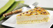 Torta Mousse de Maracujá com Creme de Leite NESTLÉ