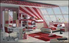 Design pentru camere de tineret (3)