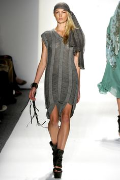 New York Fashion Week: Nicholas K, Spring 2012