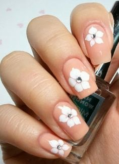 Hot  Spring Nails Ideas 2014