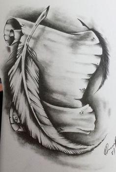 Family Tattoo Designs, Family Tattoos, Daddy Tattoos, Tattoos For Guys, Tattoo Design Drawings, Tattoo Sketches, Cool Forearm Tattoos, Body Art Tattoos, Scroll Tattoos