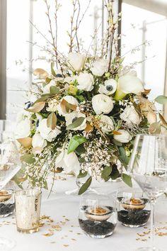 Urban Chic heiraten mit Glitzer und Glamour | Hochzeitsblog - The Little Wedding Corner
