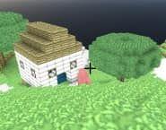 Mine Clone V0.2b Minecraft