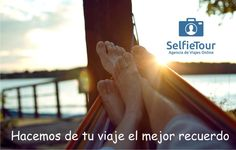Si te gusta viajar, pincha aquí.... http://www.selfietour.es