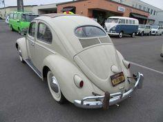 57 VW sliding ragtop