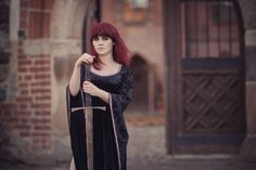 Aneta Pawska photo Lizzy Cure model