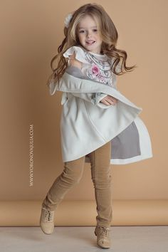 kid outfit #cute gril