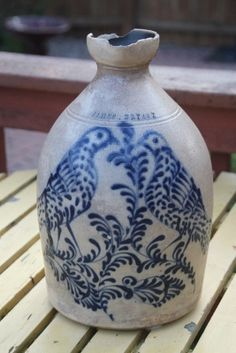 Bruce & Vicki Waasdorp's  American Pottery Auction