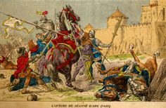 Capture de Jeanne d'Arc (1430)