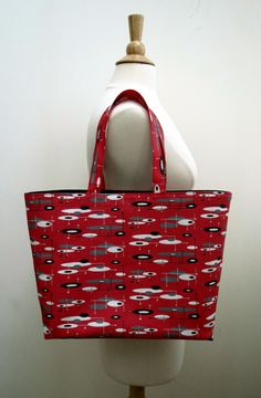 Retropolis 5 Custom Tote Bag