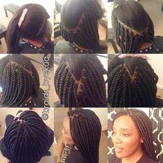 Nice braid pattern