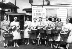 The sad reality of war was that sons died on the field of battle.  Here are nine of Lima, Ohio's Gold Star Mothers who made the greatest sacrifice for liberty and then went on to meet those many strangers in uniform and offer them food, drinks and a smile at the Servicemen's Free Canteen.