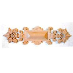 Holzfüße für antike Möbel Frank Möbelfüße gedrechselt Set 4 Stück,Kiefer Holz