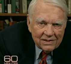 Global Warming? This crotchety old man…believes. Andy Rooney on Climate Change. Apr 12, 2009