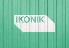 Ikonik Hotels visual identity design by espluga+associates.