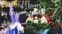 ОДИН ДЕНЬ - ОДНА МИНУТА. Культ цветов ЗЕЛЕНАЯ УЛИЦА флористика, цветы, flowers, floral, video
