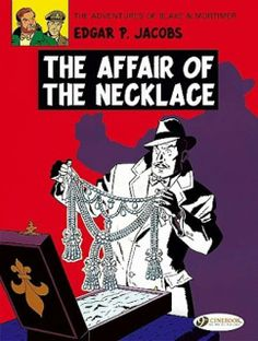 A necklace that used to belong to Marie Antoinette, the last French queen before the French Revolution, turns up in the hands of a British collector who decides to present it to Queen Elizabeth. Blake and Mortimer's sworn enemy Olrik, about to be tried in Paris, manages to escape and steals the precious piece of jewellery in front of their very noses during a glittering reception in the French capital.