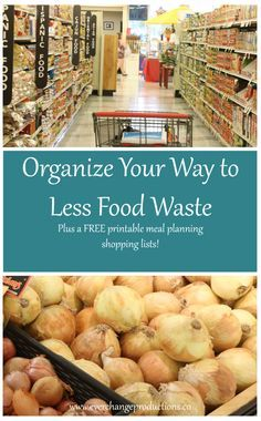 Tired of wasting food? With these simple guides, you can learn to meal plan like a pro to save money and waste.