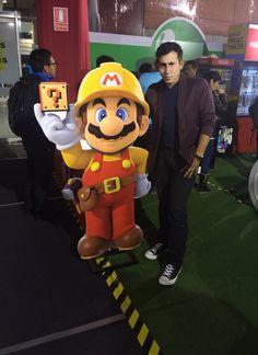 Con #Mario