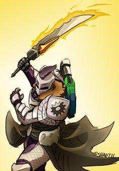 Destiny Cayde 6, Destiny Fallen, Destiny Comic, Destiny Bungie, D D Characters, Cool Gear, Dark Souls, Armors, Gundam