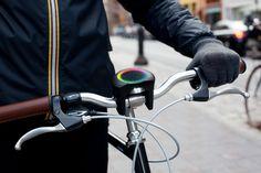 SmartHalo turns your bike into a smart bike.