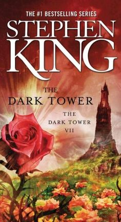 """D"" is for (The) Dark Tower (Dark Tower # 7) by Stephen King. #literacymonth @halfpricebooks"