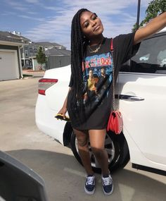 Fashion outfits Trendy outfits Outfits Cute outfits Chill outfits Baddie outfits - Boyz N The Hood Black Tee - Chill Outfits, Cute Swag Outfits, Dope Outfits, Trendy Outfits, Summer Outfits, Black Girls Outfits, Winter Outfits, Baddies Outfits, Cute Birthday Outfits