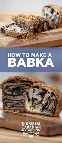 Chef Bruno shows us how to prepare a beautiful chocolate cinnamon babka