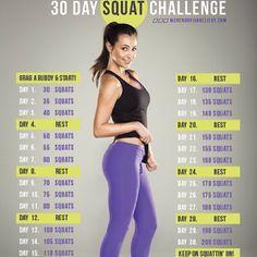 390day squat challenge Photo by lornajaneactive