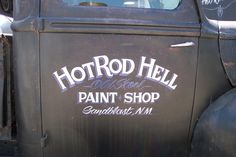 Hand Lettered Door Art, Need some pics   Page 2   The H.A.M.B.