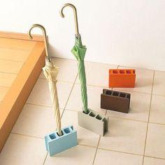 おしゃれな傘立てを100均グッズでDIY♪玄関にコンパクトに収納しよう ページ2 | CRASIA(クラシア)